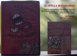 Acapella Mataraman (Info Pemesanan : 0816-426-4297)