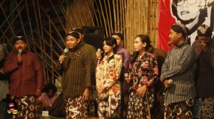 Acapella Mataraman Bentaran Budaya (2)