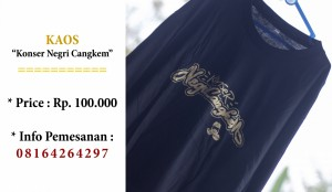 Konser Negri Cangkem (Info Pemesanan : 0816-426-4297)
