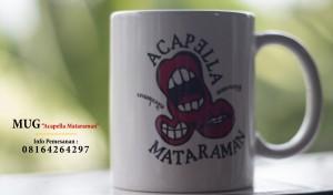MUG Acapella Mataraman (Info Pemesanan : 0816-426-4297)